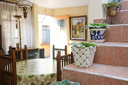 Nice Room 2 at Coy. w/Independent Access to street - Ciudad de México - Talo