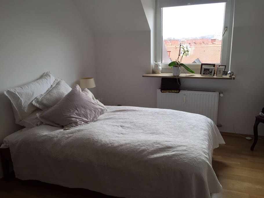ber den d chern von schwabing flats for rent in munich bayern germany. Black Bedroom Furniture Sets. Home Design Ideas