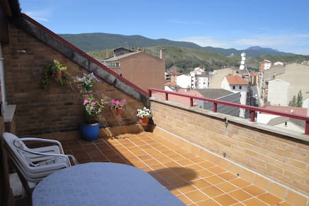 Ático junto al Pirineo - Apartment