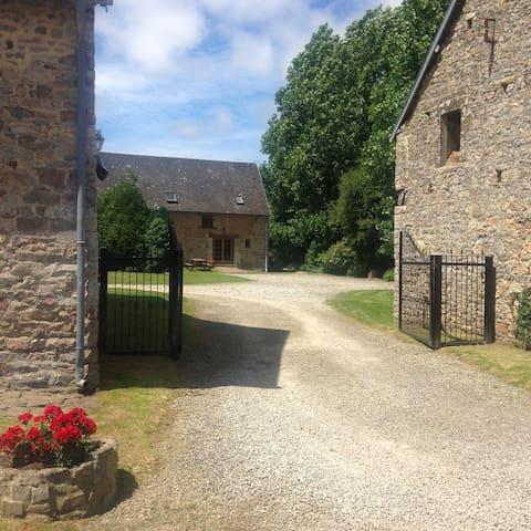 La Brumannerie, Normandy - Rauville-la-Place - Konukevi
