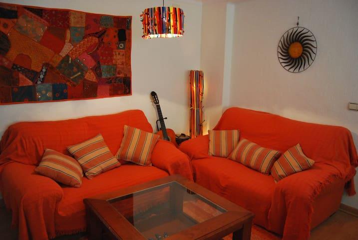 Bel appartamento vicino al centro della città - Jerez de la Frontera - Appartamento