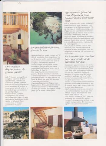 plage,soleil,animation,farniente site onagrup web - Palma - Apartment