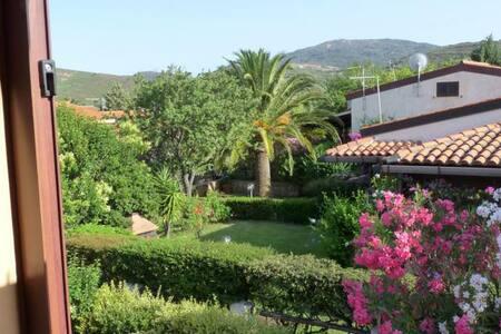 Monolocale con giardino e veranda San Teodoro - San Teodoro