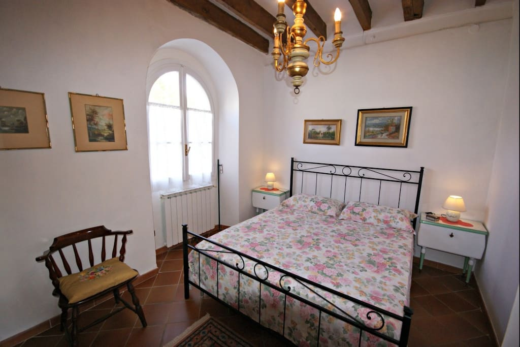 Carmera matrimoniale / Double bedroom