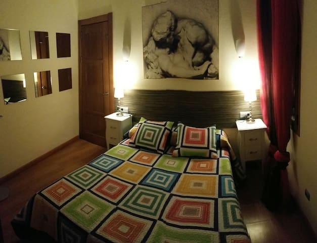 dormitorio..