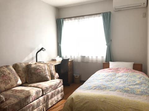 Private room in Yokohama 1
