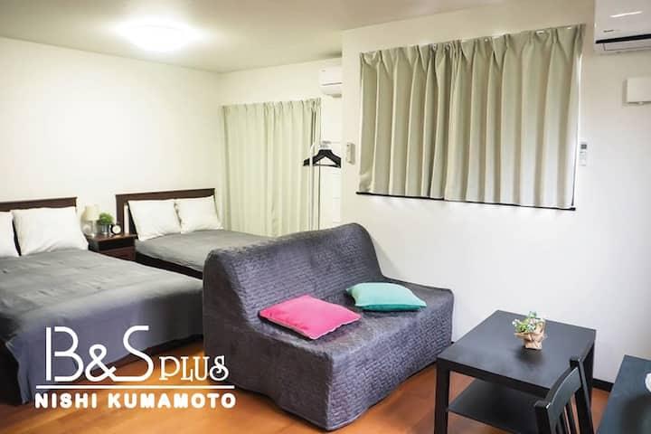 Live like locals!22, Kumamoto Castle, Aso,Amakusa