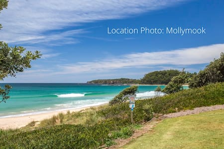 Seabreeze on Ocean Street - Mollymook - Flat