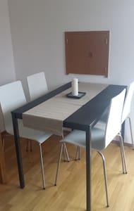 City Apartment mitten in Metzingen - Metzingen - Apartment