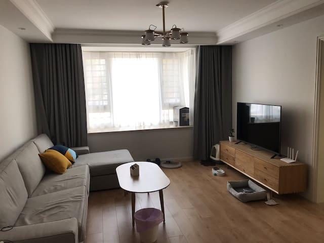 可以撸猫の「红砖绿瓦~」干净的日式+北欧风~ 独立房间出租