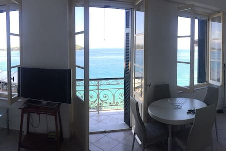 Sea view apartment in Corfu center - Κέρκυρα - Apartment