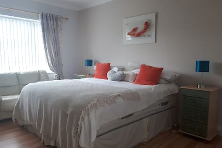 A comfortable stay in Ballybofey!!
