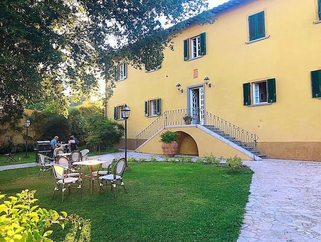 Nel cuore della Toscana.  In the heart of Tuscany.