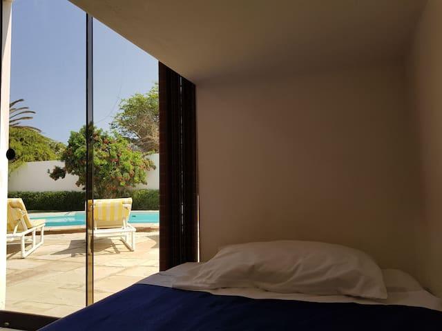 Habitación Privada en Casa Frente al Mar