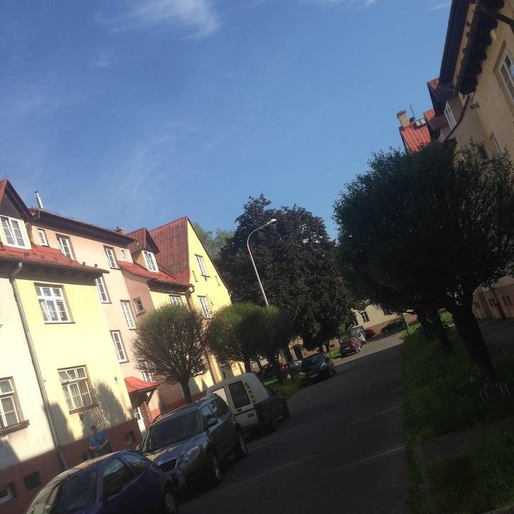 Ostrava Hrabova Green Nest