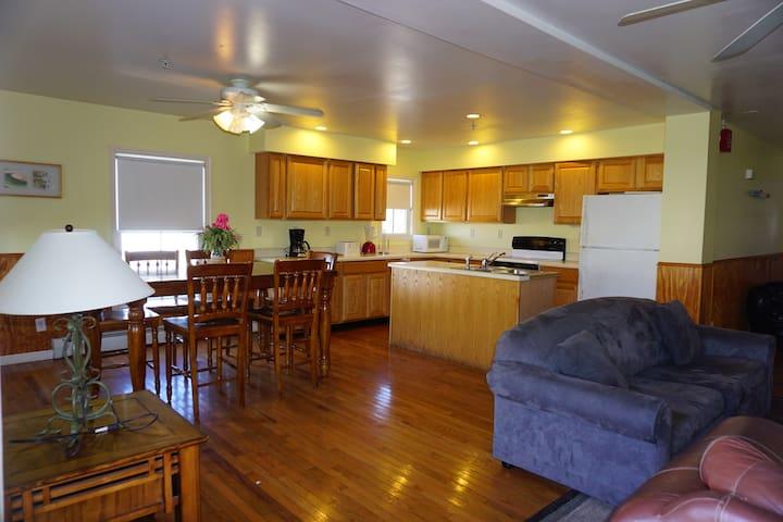 Hendrickson House - Apartment #1