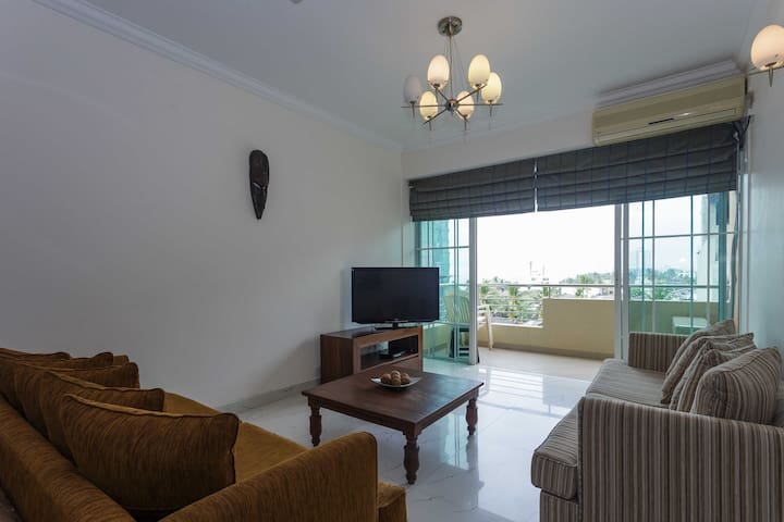 Mount Lavinia 3 bed room sea veiw - Dehiwala-Mount Lavinia - Apartment