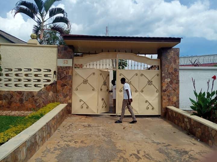 Mutanga Nord Maison de passage