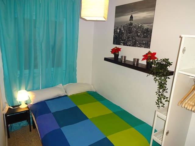 2.3Barcelona Sabadell private room-SharedApartmen