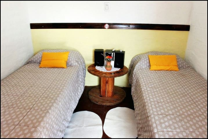 SOL DEL ACONCAGUA doble room - Las Heras - Bed & Breakfast