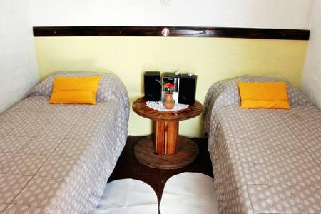 SOL DEL ACONCAGUA doble room - Las Heras - Bed & Breakfast