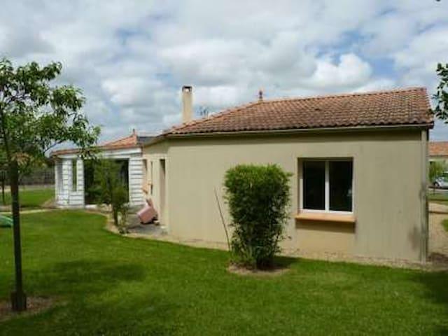 Maison proche du puy du fou & 50' de la mer - Mesnard-la-Barotière - Casa