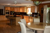 Great Room/Kitchen Area