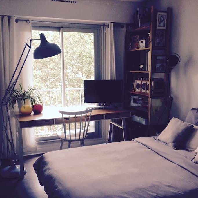 Guests' room