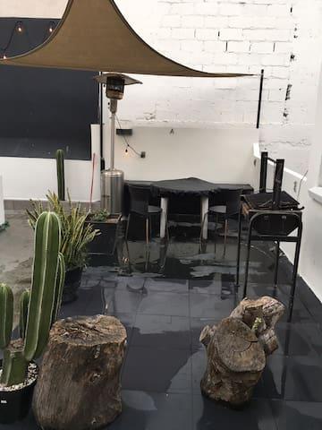 Experiencia Única en área de Roof Garden / Reforma