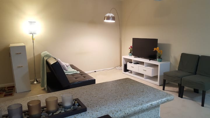 LARGE and Sanitized  1Bedroom APT in Midwilshire