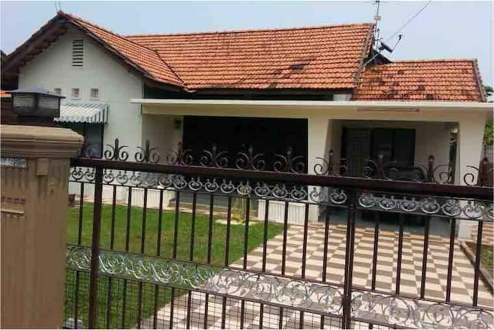 Malacca heritage style home