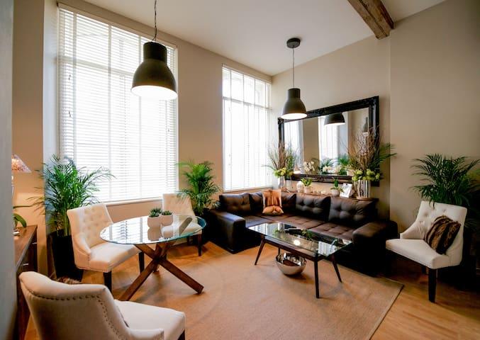 Loft Apartment - Manchester - Loteng Studio