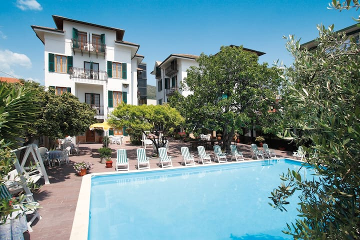 Holiday apartment R52311 for 2+2 persons with pool