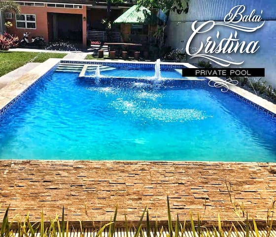 Balai  Cristina Private Pool