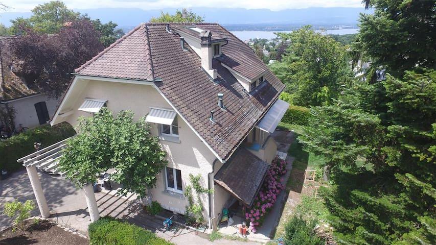 Beautiful apartment in LaCapite Geneva