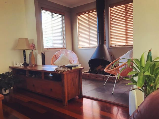 Cosy and Relaxed home! Perfect Retreat + Yoga