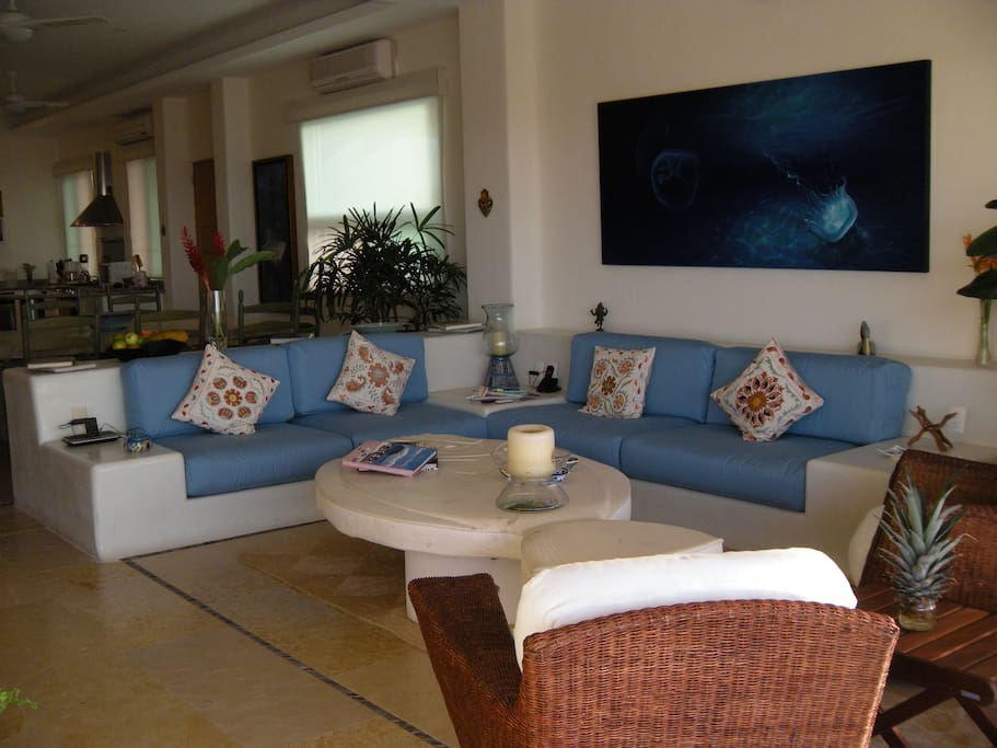 Amplitud y diseño de la estancia