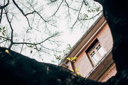 {1号别墅·贰}精选广州越秀东山口的特色老别墅·民国红砖别墅建筑群·东山口·越秀·广州 - Guangzhou Shi - Casa de campo