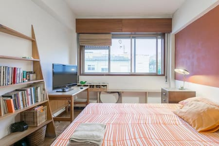 Room with Double Bed in Matosinhos - 馬托西紐什