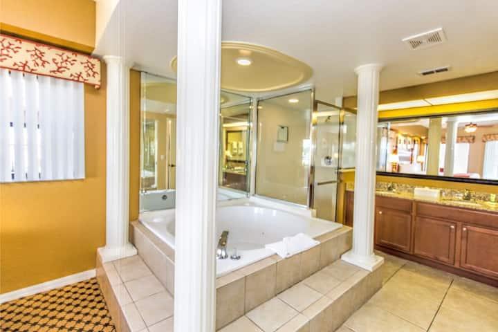2 bedroom Resort close to Disney