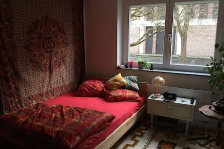 Gemütliches Zimmer in Augsburg - Augsburg - อพาร์ทเมนท์