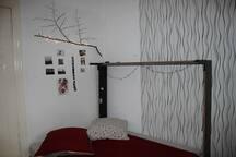 Big cozy super bright room in Berlin-Schoneweide!