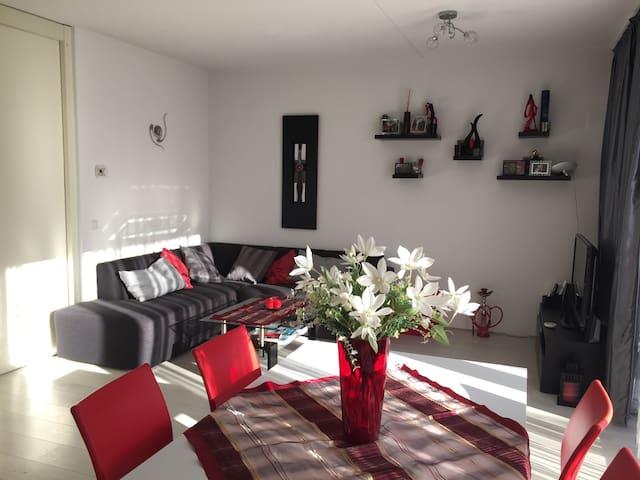 Stylish apartment @ StrijpS- garden - Eindhoven - Apartamento