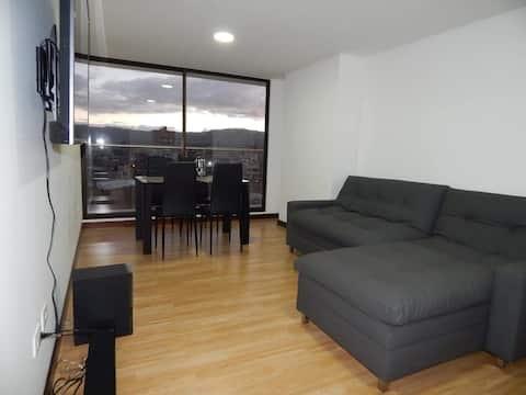 Amplio apartamento de Lujo, excelente ubicación.