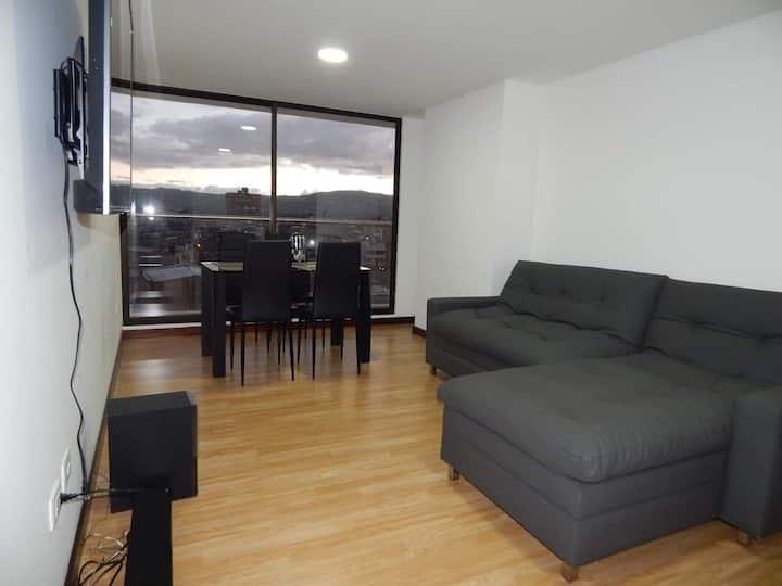 Lujoso apartamento en excelente ubicación