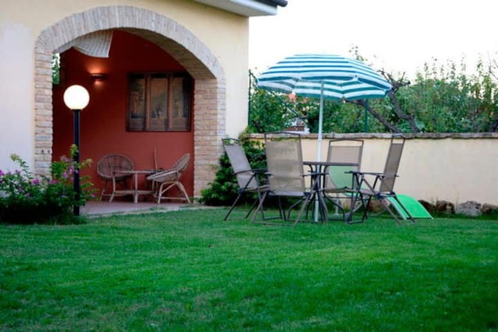 Villa 2 camere 4-5 posti letto a Tollo (Ch)Abruzzo