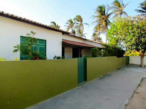 Bela casa de praia estilo familiar no Uruaú!!