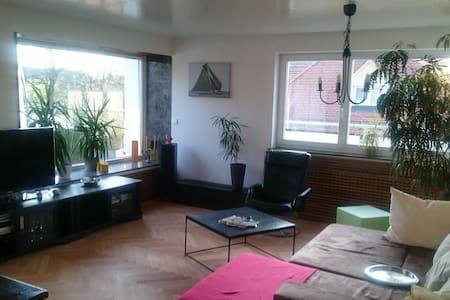 Room in Penthouse in München-Laim - Munich