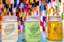 Ecossential shampoo & conditioner