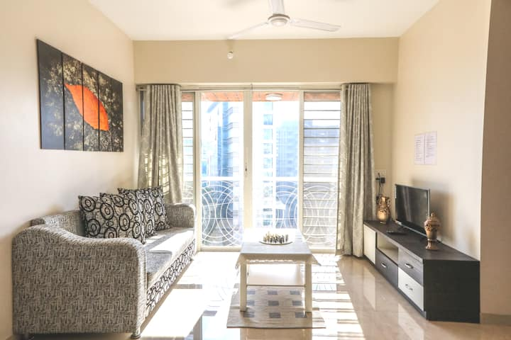 City Center Two-Bedroom Apartment